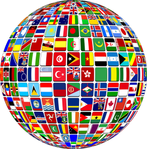 International_flag_globe